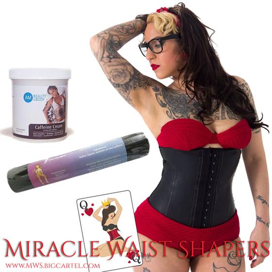Image of Latex Trainer, Wrap, & Cream/Gel Bundle