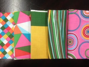 Image of Fat Quarter Stack - Colorific Collection