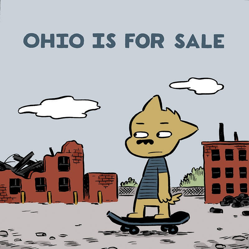 Image of Ohio Is For Sale #7