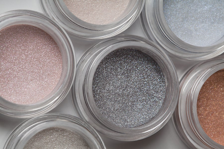 Image of Large Jar Glitter Free Highlighters