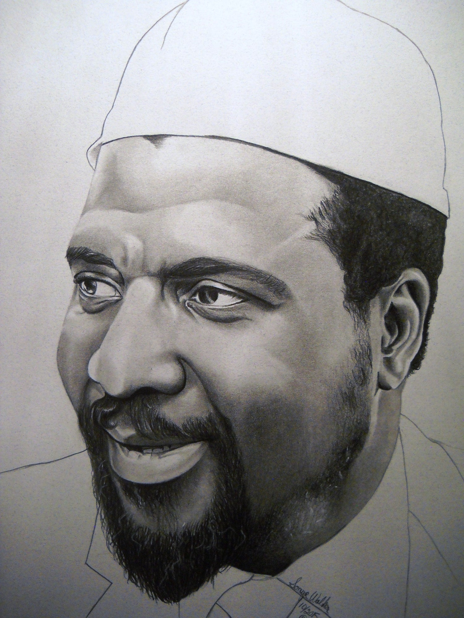 Image of Thelonious
