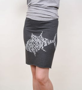 "Image of Jersey-Rock ""Thunfisch"" - anthrazit"