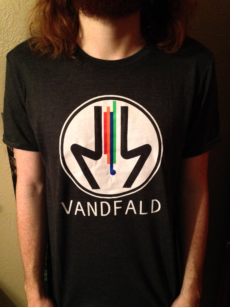 Image of Vandfald Logo T-shirt