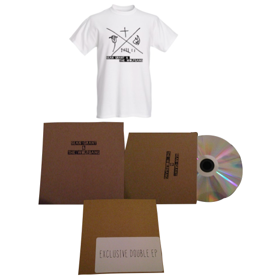 Image of SALE: Bundle Deal - T-Shirt & EP