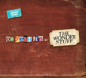 Image of Oh Yeah It's...The Wonder Stuff DVD