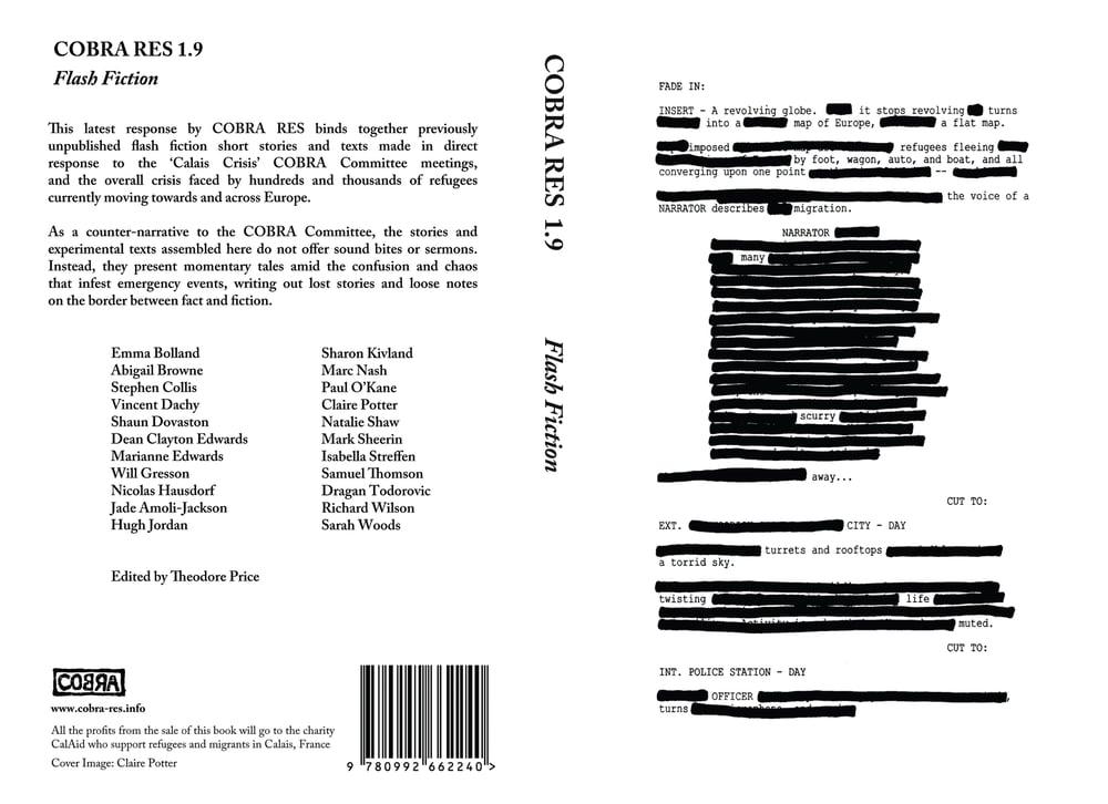 Image of COBRA 1.9 Book of Flash Fiction