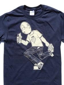 "Image of BROKE ""Beer Run"" Shirt - Limited Run"