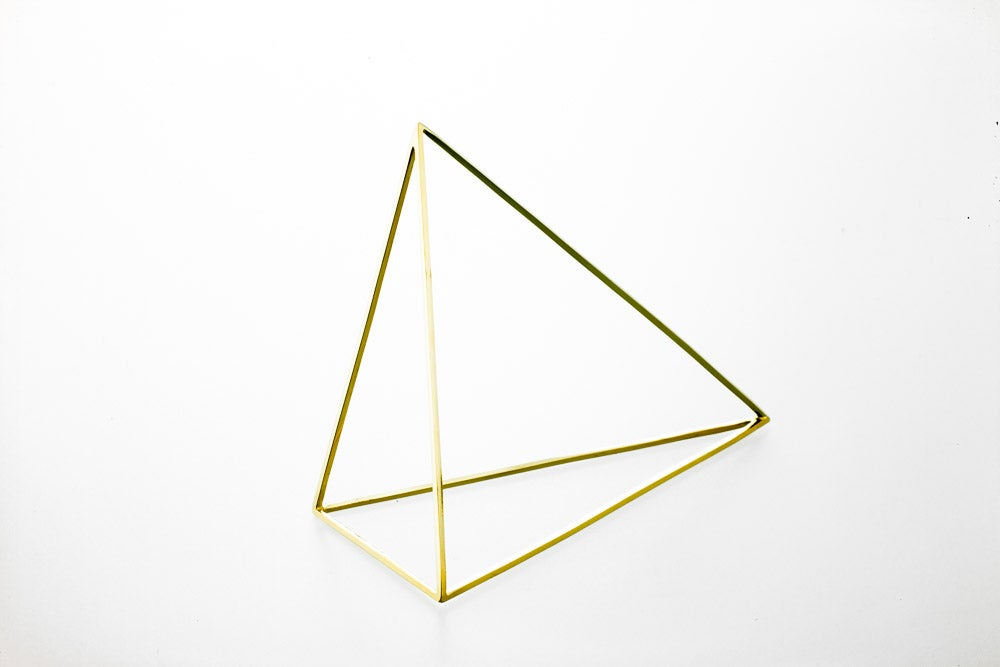 Image of Oblong Pyramid bracelet