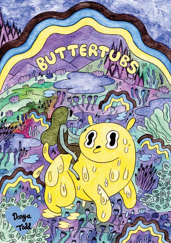 Buttertubs by Donya Todd