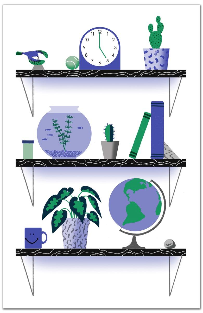 Image of Shelf Life Print