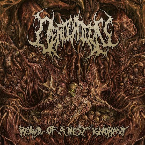 Image of Derogation - Revival Of A Nest Ignorant - CD