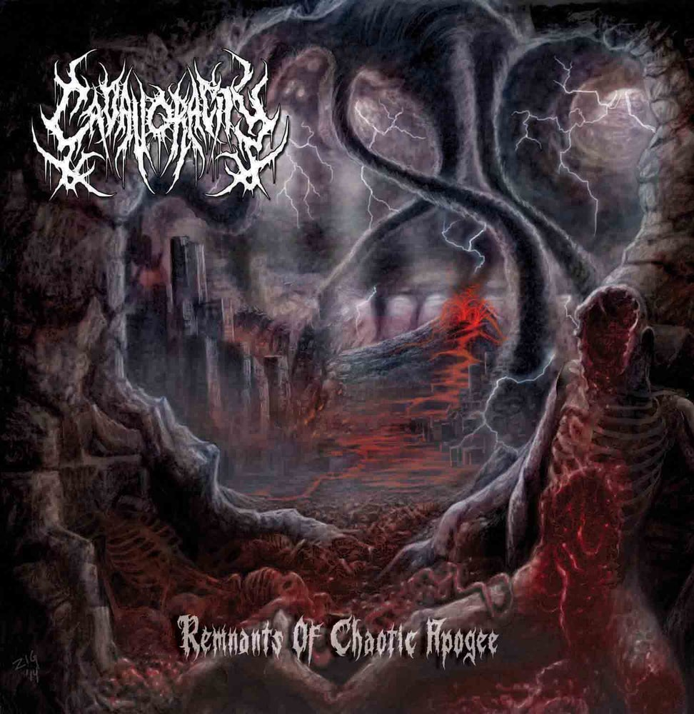 Image of Cadavoracity - Remnants Of Chaotic Apogee