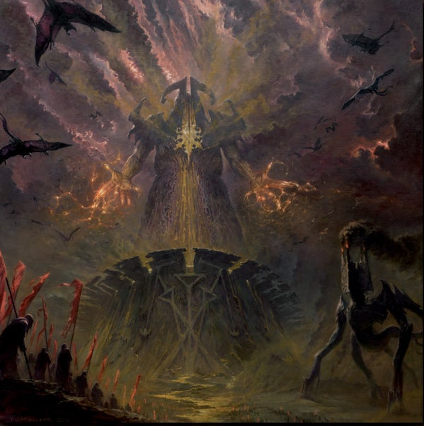 Image of Vomitous - Empires Of Great Enslavement - CD