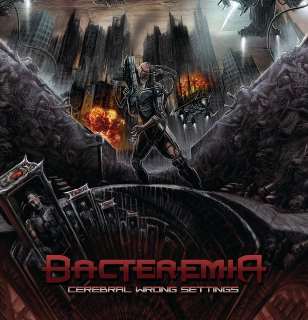 Image of Bacteremia - Cerebral Wrong Settings - CD