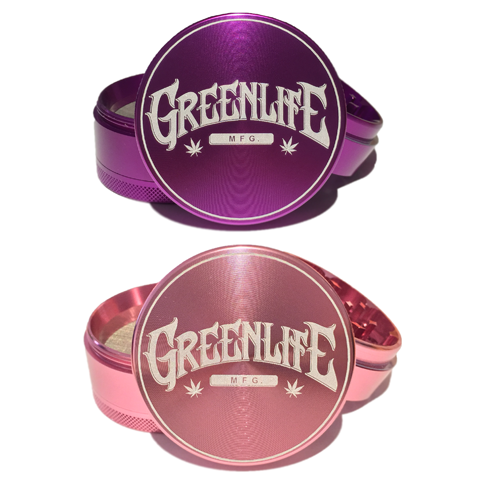 Image of The GreenLife MFG Grinder