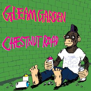 """Image of Chestnut Road / Gleam Garden - Split 7"""" (green vinyl)"""
