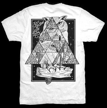 Image of 'Owluminati' LBR Shirt