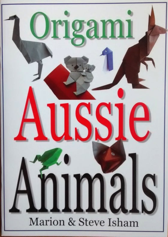 Image of Origami Aussie Animals