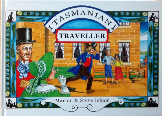 Image of Tasmanian Traveller
