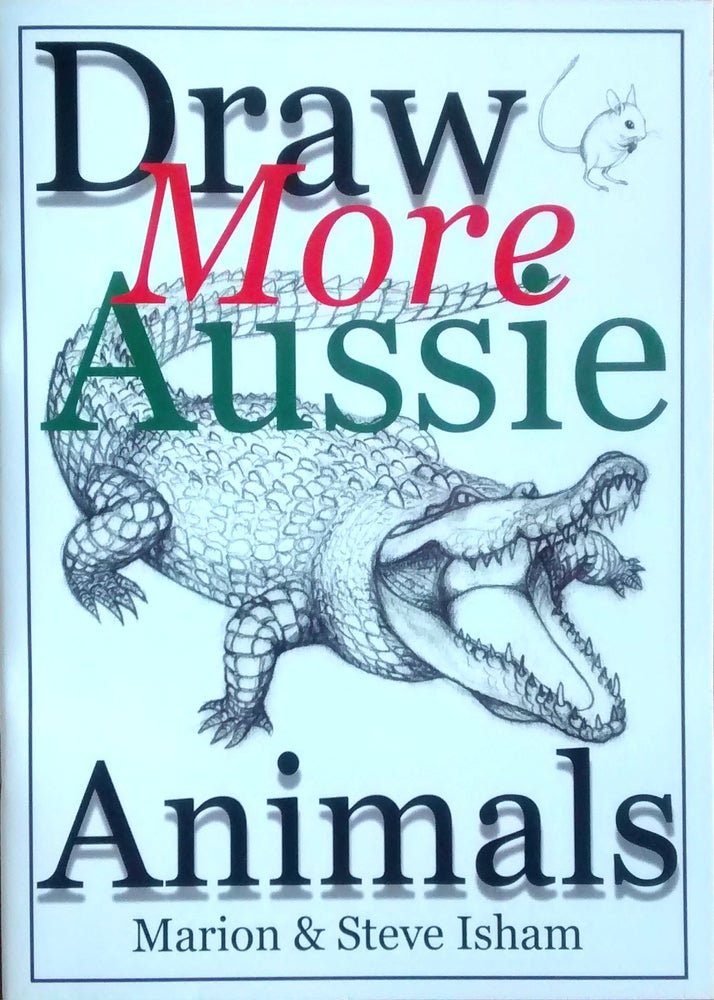 Image of Draw More Aussie Animals