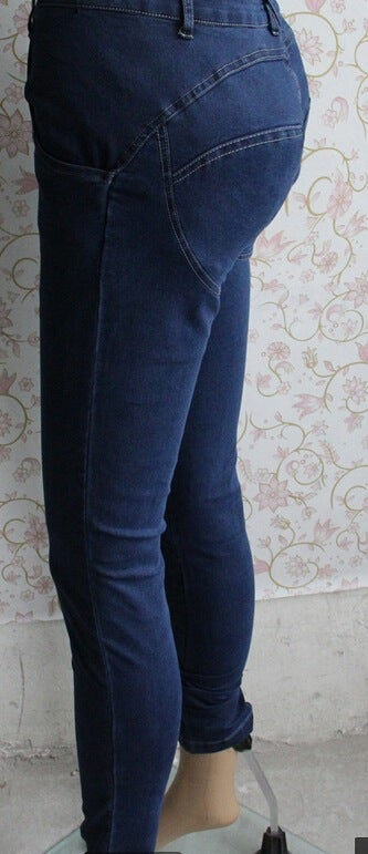 Image of HOT CUTE JEANS SHOW BODY HIGH QUALITY