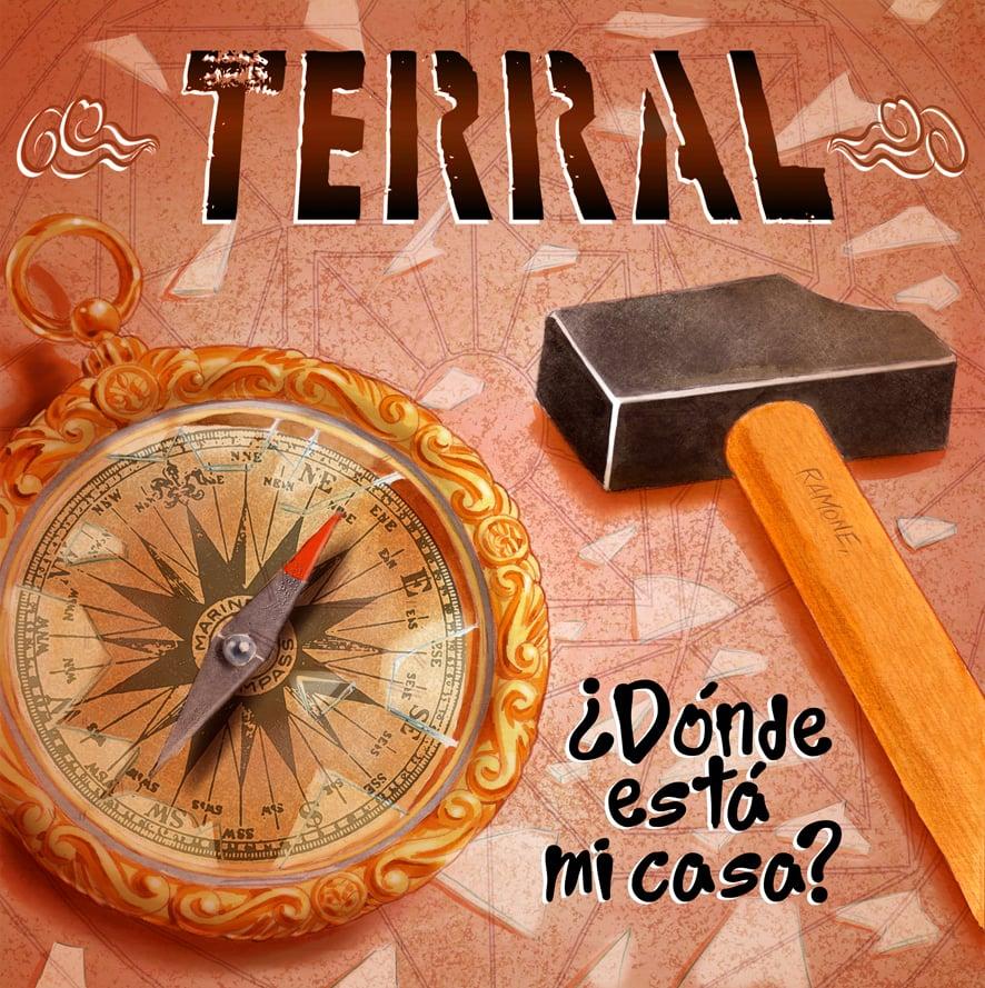Image of Terral - ¿Dónde está mi casa? EP