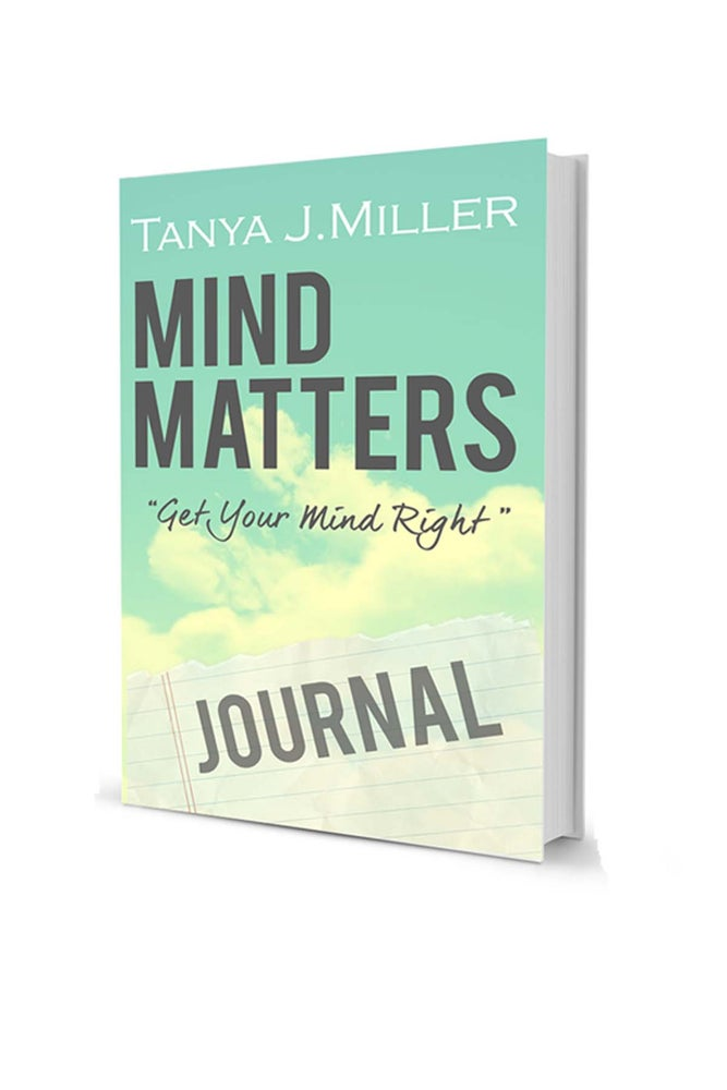 Image of Mind Matters: Get Your Mind Right Journal