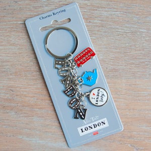 Alice Tait 'Charm' Keyring - Alice Tait Shop