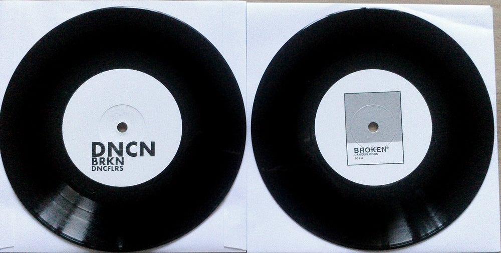 Image of BRKN001- DNCN 4 track EP