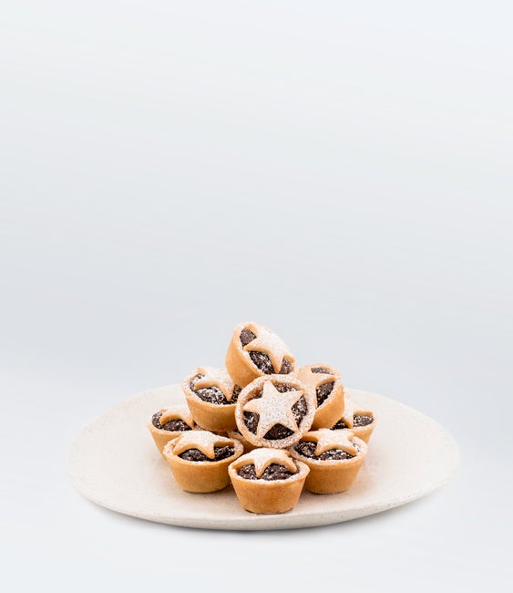 Image of Xmas Mince Pies <br>(More Sizes Available)