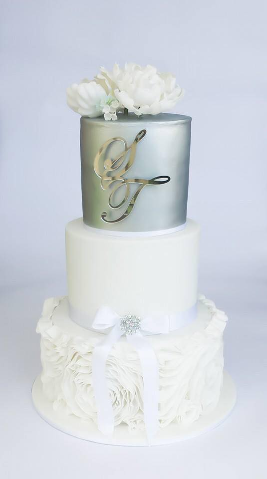 Image of Custom Wedding Monogram