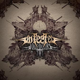 Image of Infested - 1000 Doors - CD
