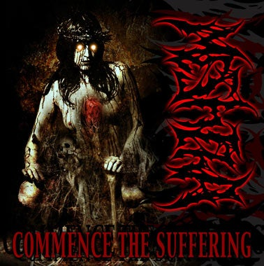 Image of Meshiha - Commence The Suffering - Single