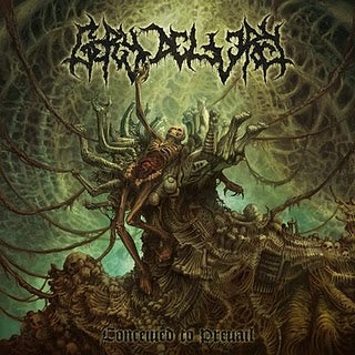 Image of Gory Delivery - Conceived To Prevail - CD