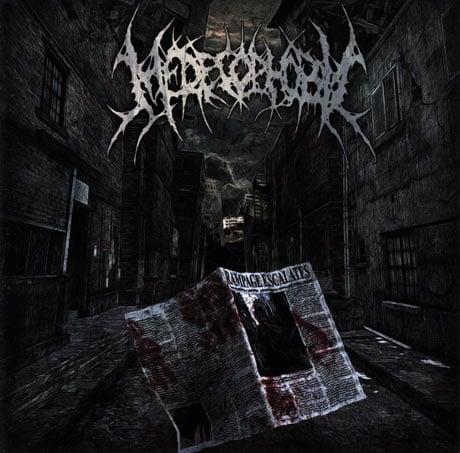 Image of Medecophobic - Escalation - CD