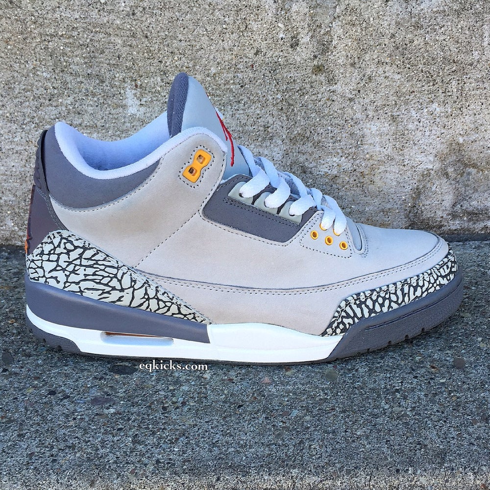 Image of Air Jordan 3 Retro LS