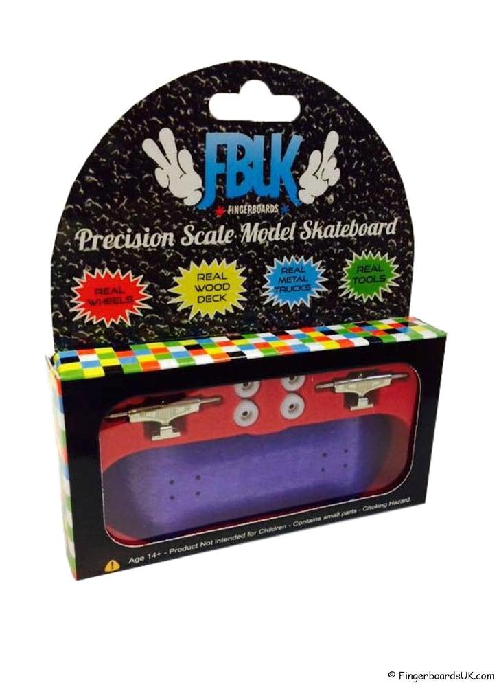 Image of FBUK Blank Starter Setup - 30mm Purple