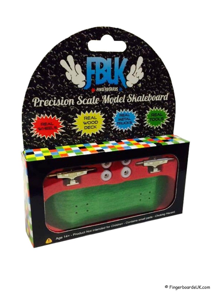 Image of FBUK Blank Starter Setup - 30mm Green