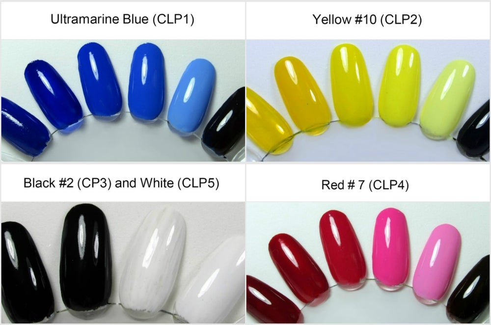 Image of Liquid Colorants <p> (2 oz.)  </p> 10 Colors Available