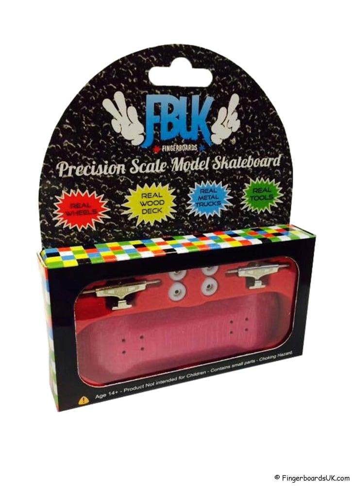 Image of FBUK Blank Starter Setup - 32mm Pink