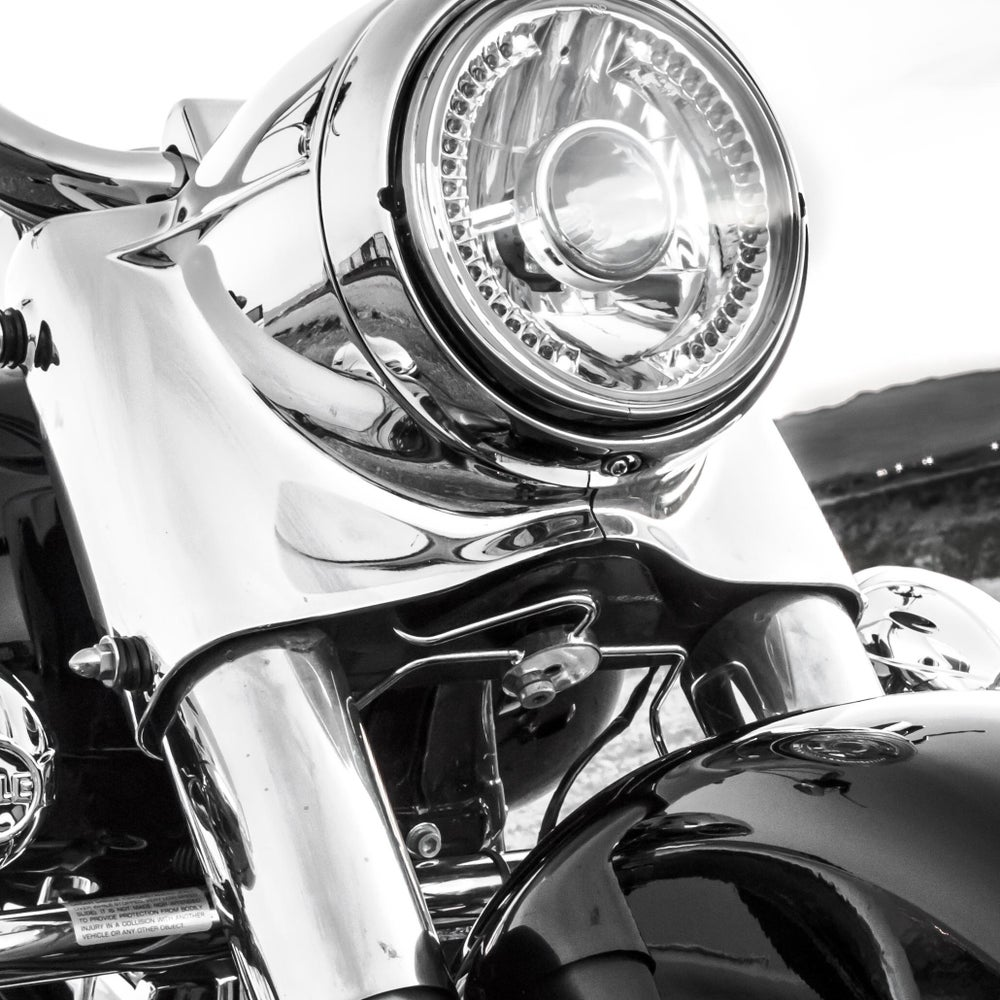 "Image of 7"" Integrated Headlight"