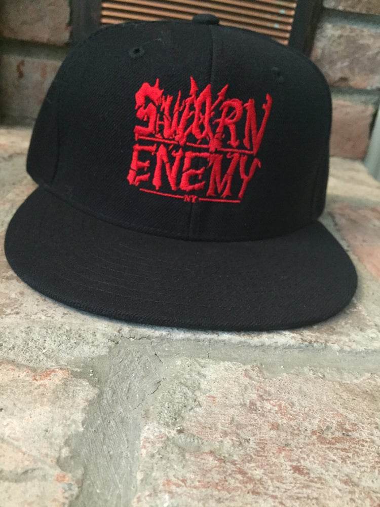 Image of Sworn Enemy Snapback