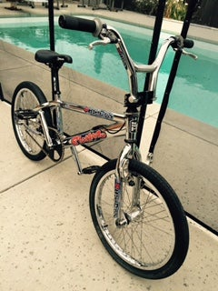 Image of Old School Haro Blammo Flatland Freestyle BMX Bike