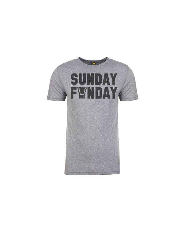 Image of SUNDAY FUNDAY Mens Crew neck