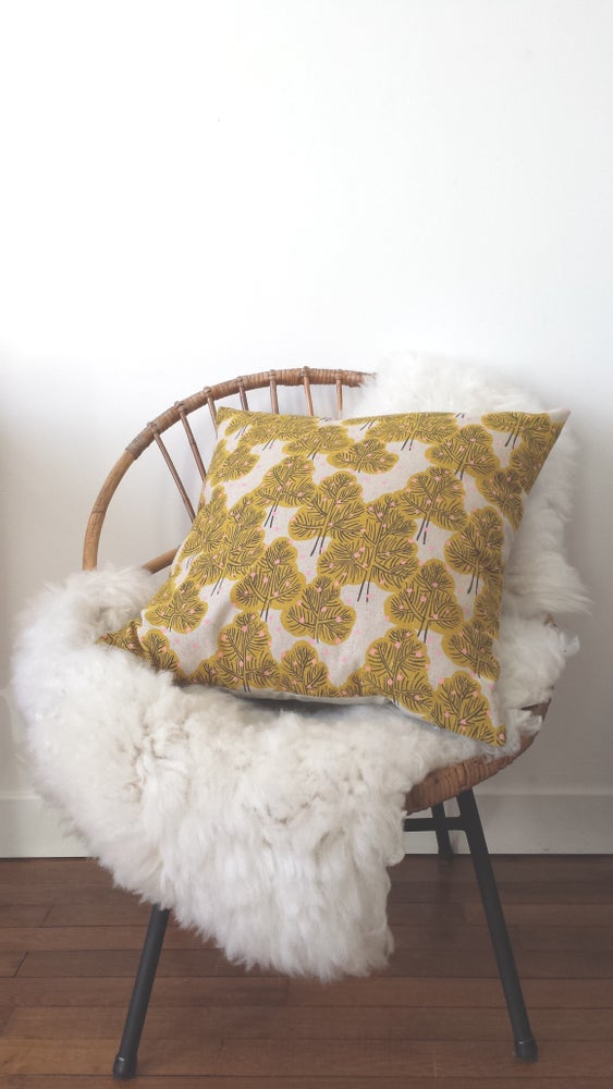 Image of Coussin Automne