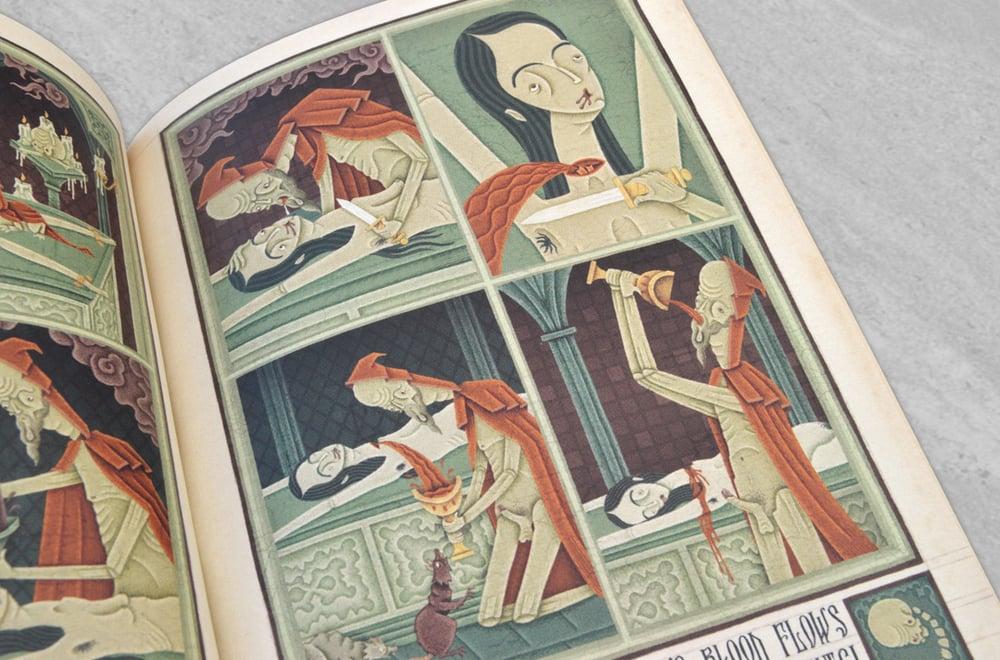 "Image of ""Dismal Incantation"" Comic Book"