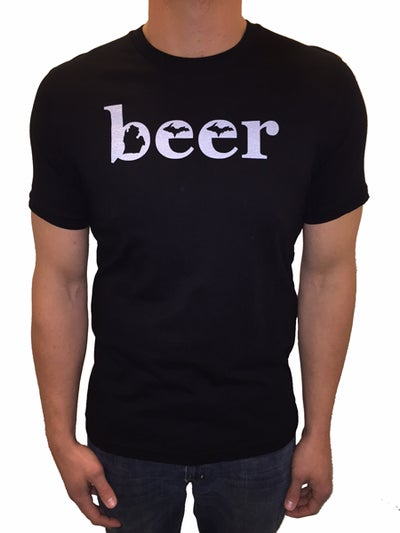 Image of Michigan Beer Unisex Tee