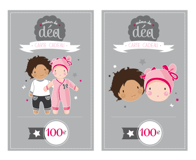 Image of Carte Cadeau 100