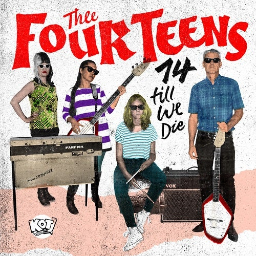 Image of Thee Four Teen - 14 till We die (Ep)