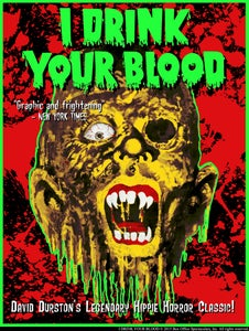Image of I Drink Your Blood T-shirt